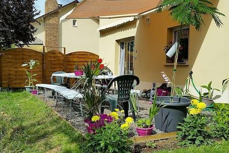 chambre chez l habitant - Saintry-sur-Seine - Haus