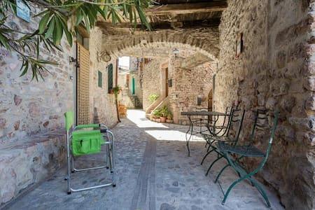 True Italian countryside UMBRIA - スポレート