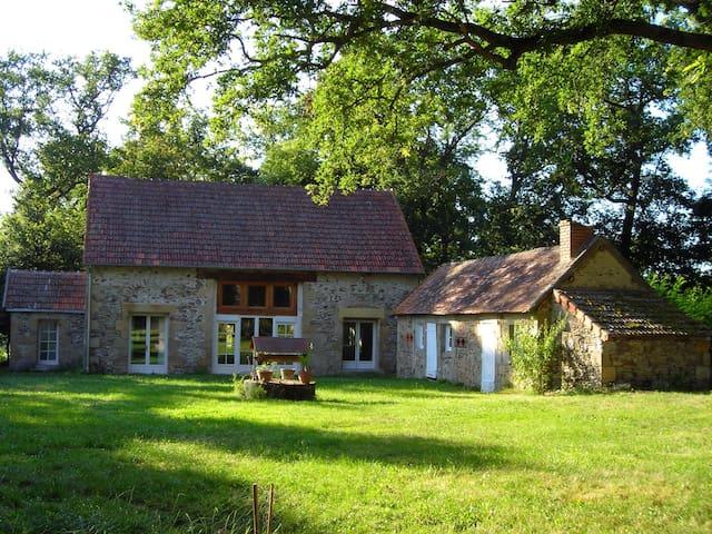 Demeure de charme et de caractère - Souvigny - Rumah