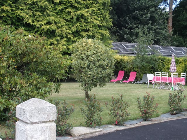 Maison de vacances au coeur de la Bretagne - Ploërmel - บ้าน