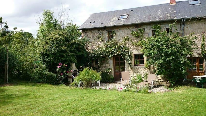 """La """"petite maison"""" - Bricqueville - Bungalow"""