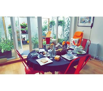 Own bedroom & private bathroom! - Ealing - Lägenhet