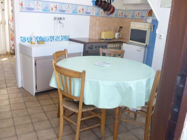 Maison en baie de somme Lily - Le Crotoy - Дом