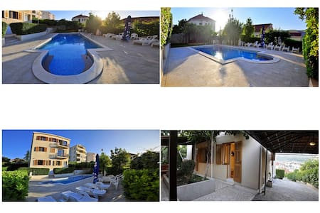 Bed and breakfast by the pool III - Traù