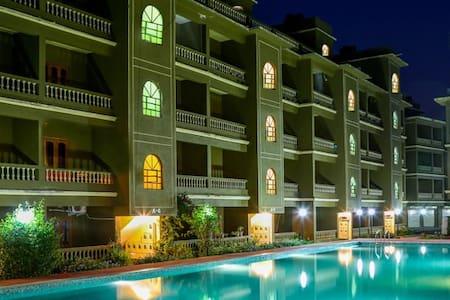 1 BHK Resort Apartment Siolim - North Goa - Apartmen