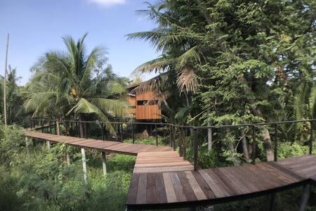 Baan Makham-BangNamPhueng, great oasis near BKK