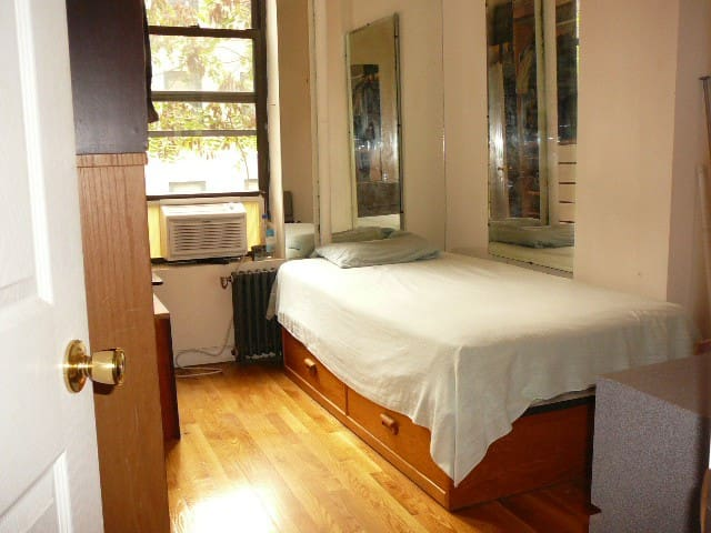 Sunny Room Brand New Apartment Close to Midtown
