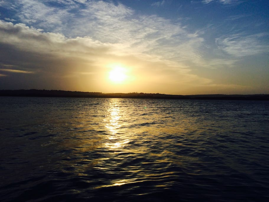 Dhow Excursion Sunset Kilifi Creek