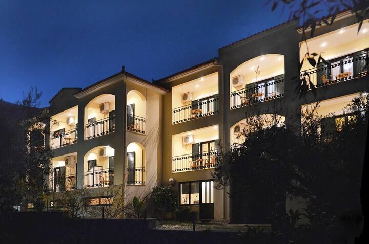 Hotel Patelis Διαμέρισμα-Studio 36τ.μ.