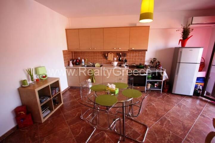 Кухня - гостиная 35 м2