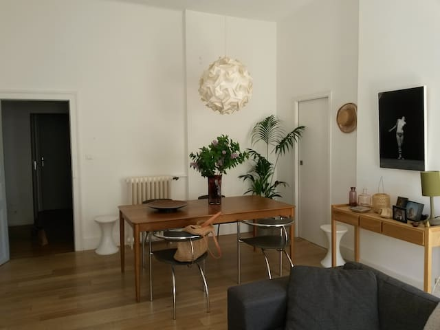 Appartement CV 94 m2 avec terrasse - มงต์เปลลิเย่ร์ - อพาร์ทเมนท์
