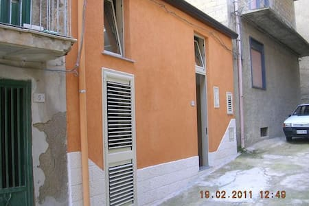 Townhouse in Sicily - Casa Bruno - Cianciana