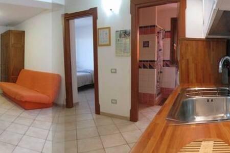 Capo Mannu 2+2 bed 150 meters sea - Apartment