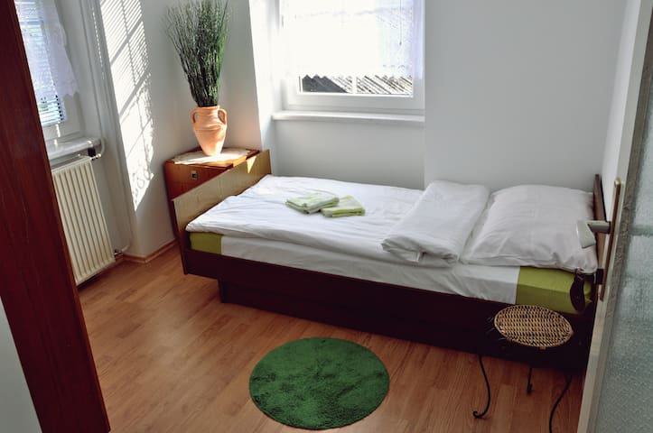 Room 3 (single room with common bathroom) - Žirovnica - Bed & Breakfast