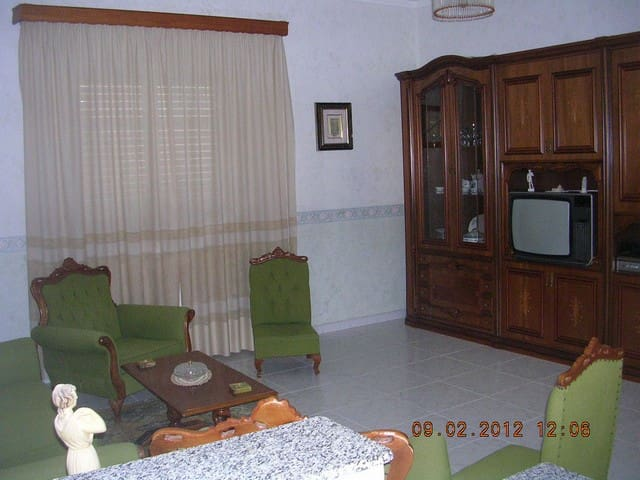 Apt with garden in Sicily-Apt Croce - Cianciana - Appartement
