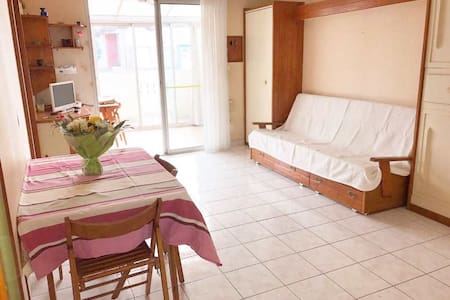 Appartement T2 - 6 couchages - procher mer - Valras-Plage
