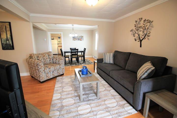2 Bedroom Apartment - Whitbourne (M)