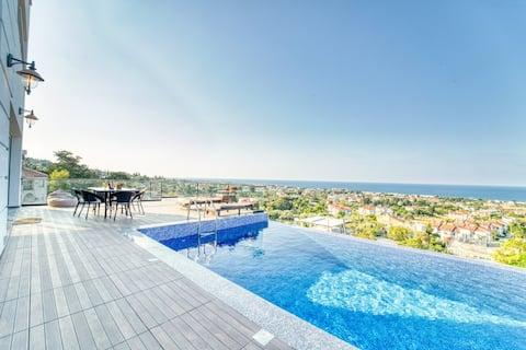 Villa ultralujosa en kyrenia