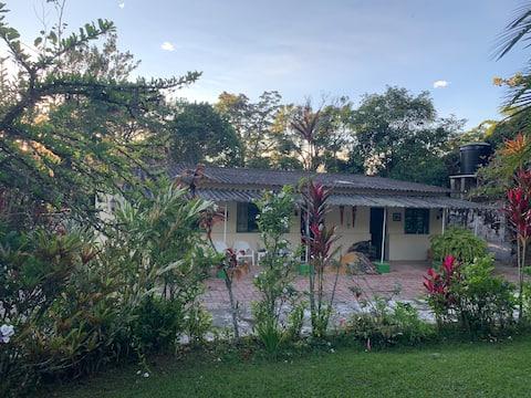 Acogedora y cómoda Casa de Campo