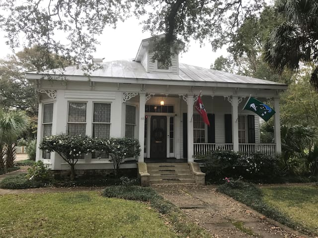 Historic private apartment in Midtown Mobile