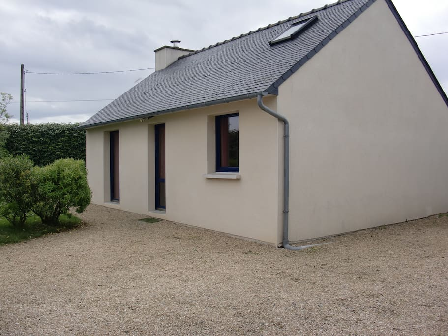 Maison bord de mer houses for rent in brignogan plage bretagne france - Maison bord de plage ...