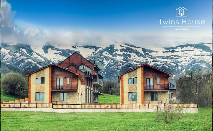 Twins House Bakuriani