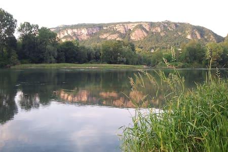 Rhône - La Balme