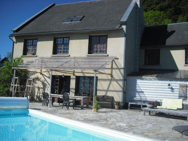 Plus belle la Vue ch. Mont Blanc - Saint-Pierre-Colamine - Bed & Breakfast
