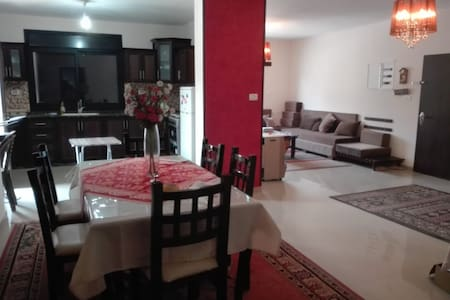 Furnished apartment in a great location $1000/Mon