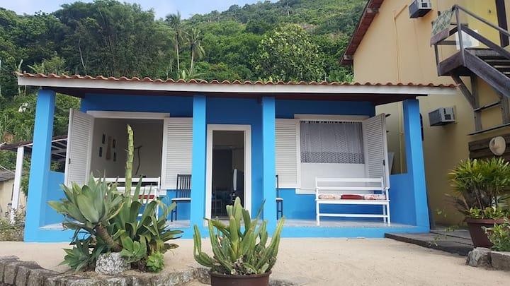 Casa Pé na Areia Jaguanum