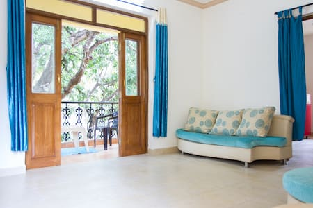 Fully furnished 1BHK in North Goa!