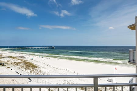 Top 10 View at Waterscape! Listen to the Waves from Bed! 2 King Master Suites! - Okaloosa Island - Lainnya