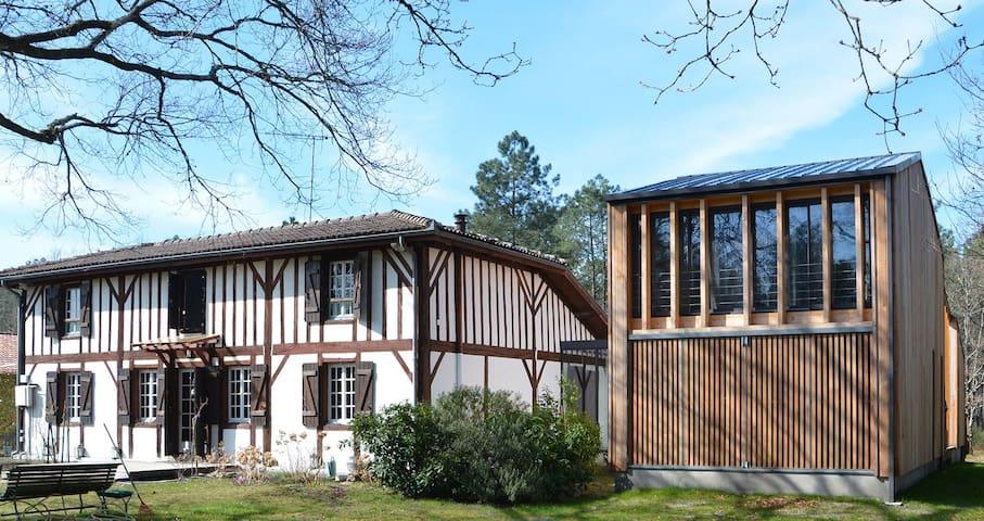 maison d'architecte dans les landes - Castets - วิลล่า