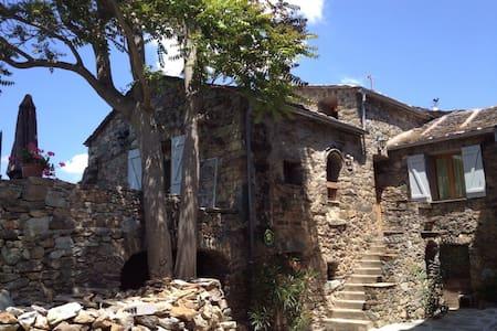 Maison de caractère vue panoramique - Gavignano - Huis