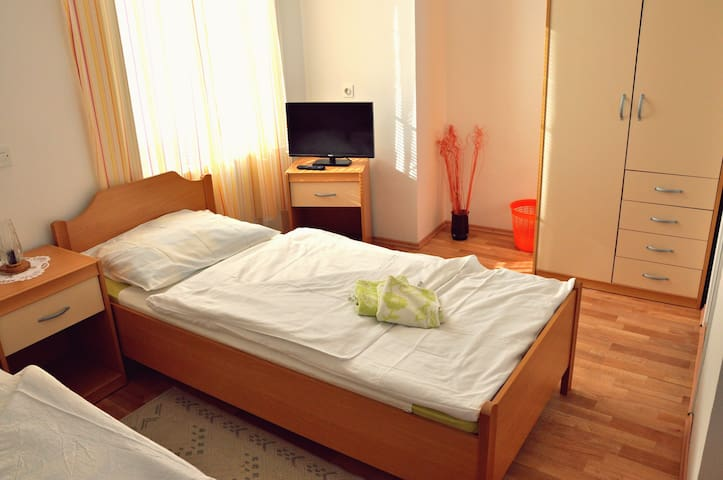 Room 16 (2 bed room with bathroom) - Žirovnica - Bed & Breakfast