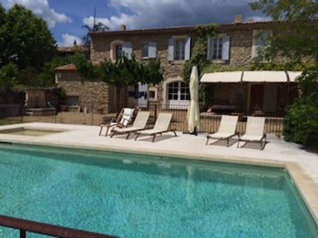 House near Aix-en-Provence - Saint-Martin-de-la-Brasque - House