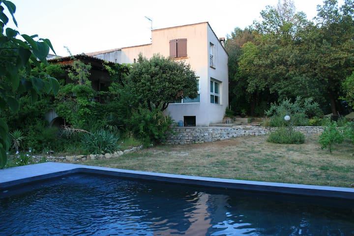 Maison au calme - Saint-Drézéry