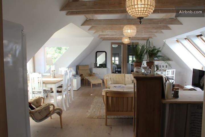 Værelser med udsigt til Danmarks højeste punkt - Horsens - Bed & Breakfast