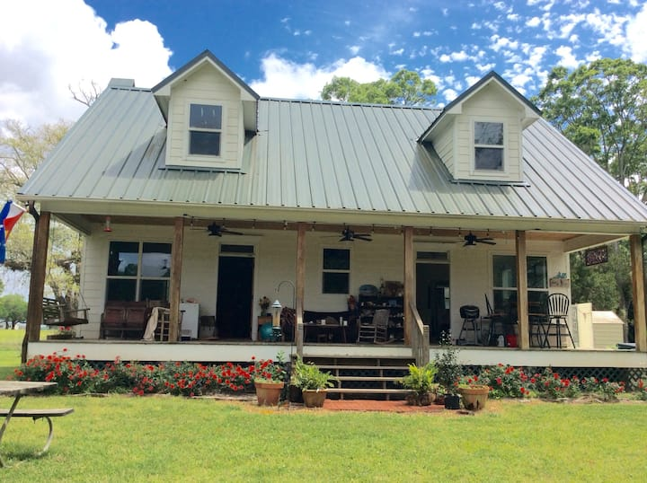 Secluded Cajun Home