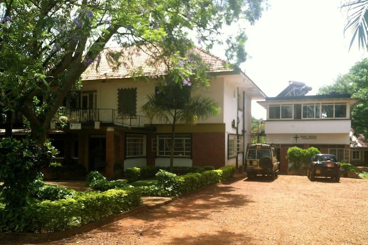 Arise Africa Christian Guest House - Jinja - Penzion (B&B)