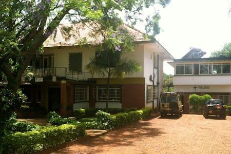 Arise Africa Christian Guest House - Jinja - Oda + Kahvaltı