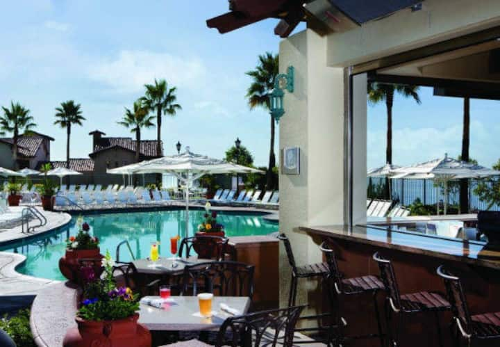 Marriott's Newport Coast Villas.  Newport Beach CA