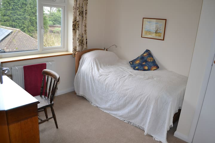 Single or Twin room in Hatfield - Hatfield - Casa