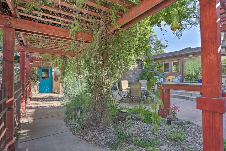 NEW! Charming Studio w/ Patio, 2 Mi to Dwtn Boise!
