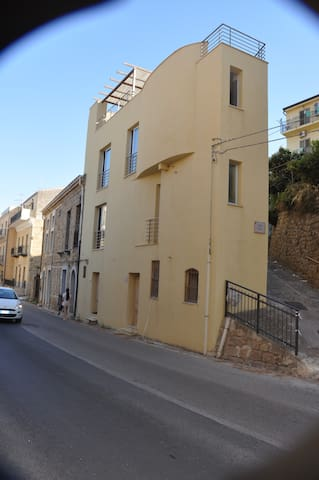 """Stanze di Fiumara"" - Castel di Tusa - Daire"