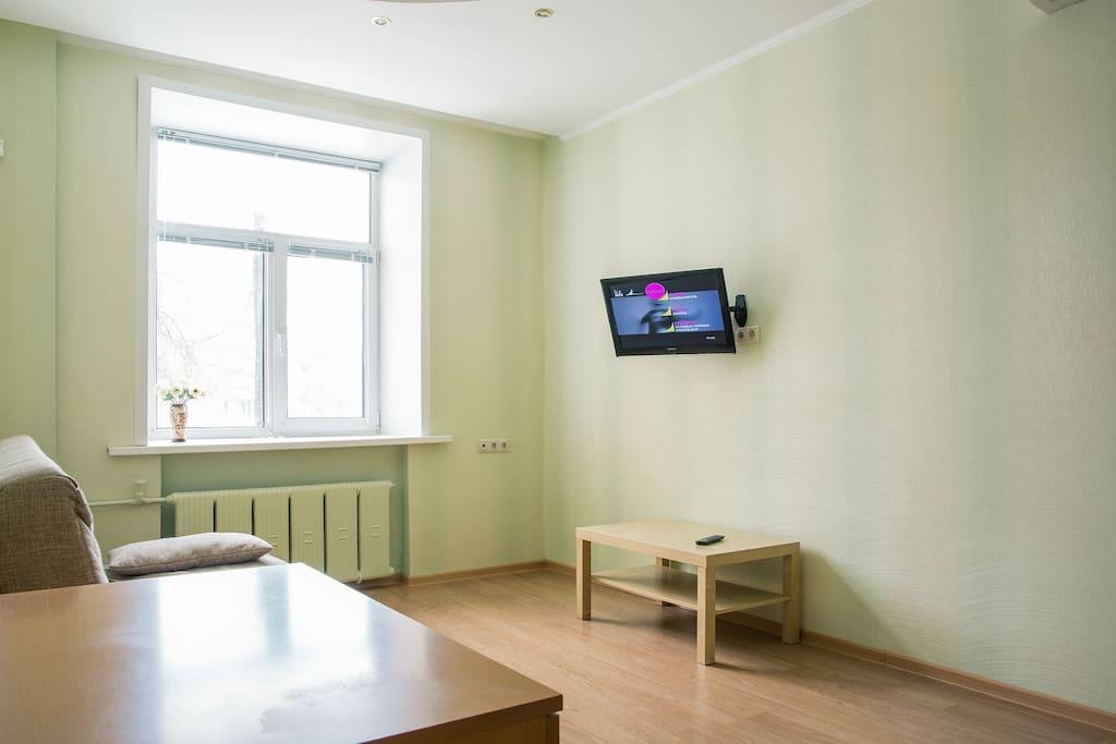 Общий вид комнаты