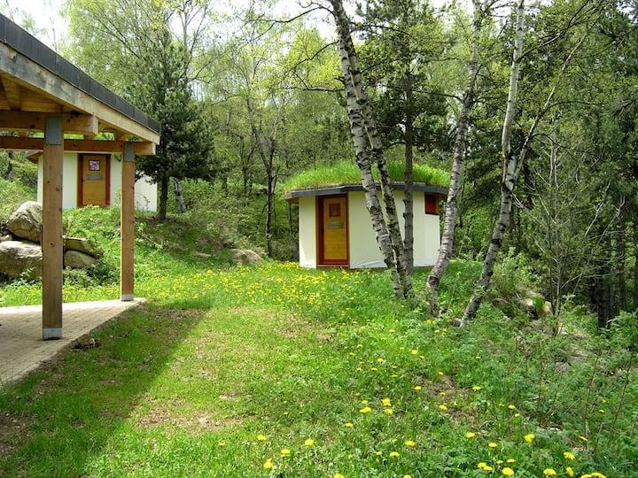 """""""Cambre d'Aze"""" - cabaña en un entorno precioso"""