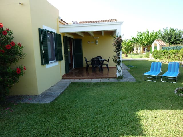 Nice and quiet apartment 7km from Ciutadella - Cap d'Artrutx - Apartment