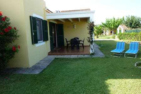 Nice and quiet apartment 7km from Ciutadella - Cap d'Artrutx - Byt