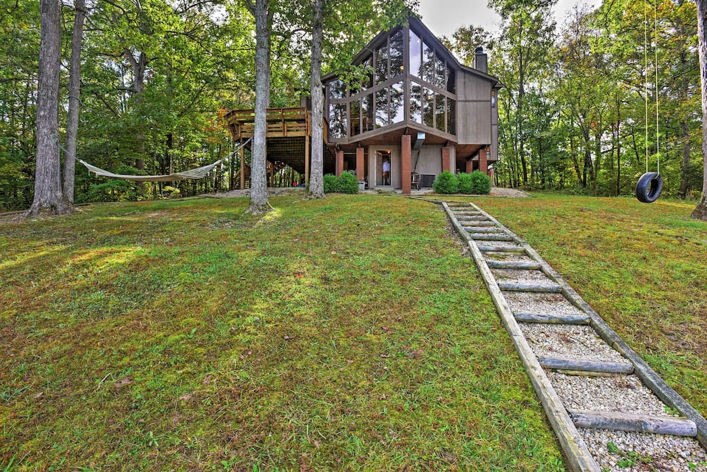One of the most expansive chalets in all of Innsbrook Resort!